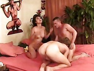 Asian;Bisexuals;Pornstars;Threesomes;Vintage;Bisexual Mmf Annabel Chong...
