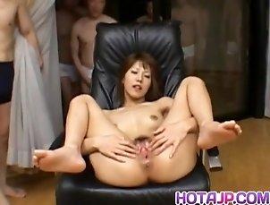Asian;Group Sex;Japanese;MILFs;Bukkake;All Japanese Pass;Fucking Babe;Hard Fucking;Hard;Fucking Arika Takarano JP...