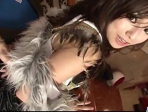 Amateur;Asian;Blowjobs;Creampie;Japanese;Filthy;Jav HD Creampie end...