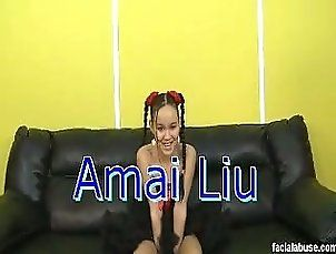 China Girl Slam  Little Brown Fucking Machine Edition