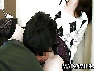 Nobuko Torii - Wild JAV Mature Explosive Sex