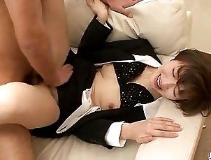 Asian;Blowjobs;Creampie;Hardcore;Japanese;Naughty Office;Naughty Threesome;Office Threesome;Naughty;Office;Threesome Naughty office...
