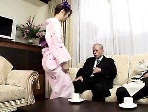 Asian,Blowjob,Fingering,Gangbang,Hairy,Toys Kimono girl,...