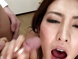 MILFs;Blowjobs;Brunettes;Facials;Lingerie;Hairy;Tits;Group Sex;Japanese;HD Videos Sexy babe loves...