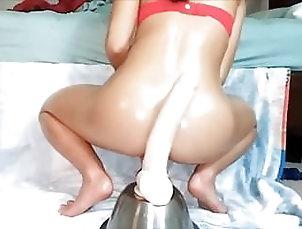 Amateur Asian Compilation with big dildo - Beautiful Babes