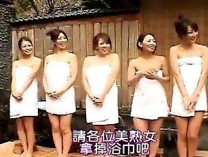 Asian,Group Sex,Japanese,Milf,Outdoor Japanese MILFs...