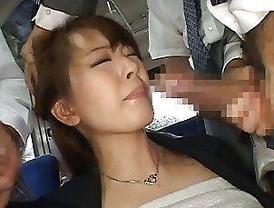 Asian;Big Boobs;Gangbang Hitomi Tanaka...