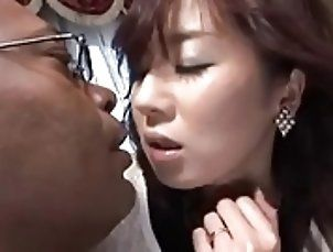 Japanese Wives want to try a BBC