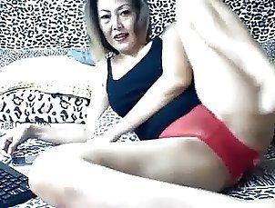 Amateur;Asian;Lingerie;Old+Young;Red Panties;In Panties;Panties Mature In Red...