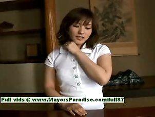 Asian,Brunette,Teen Nao Ayukawa...
