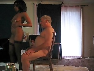 Asian;Blowjobs;Old+Young;Action;Man;Old Old Man gets show...