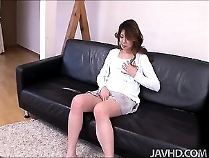 Blowjob,Japanese,Masturbation,Toys Reina Nishio...