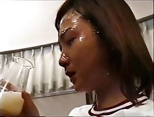 DRINKERS SEMEN Mina Shirogane